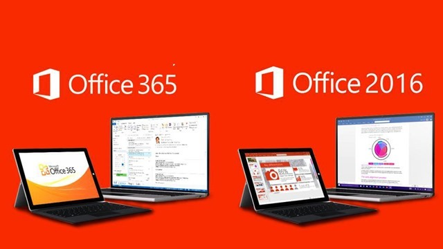 """Office 365 vs Office 2016: Same """"Office"""" With Different Benefits"""