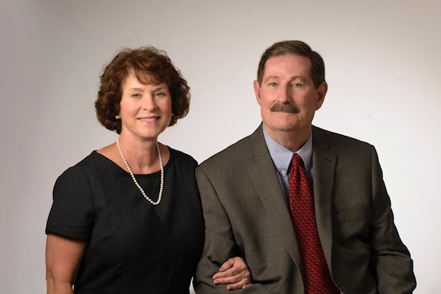 Teresa and Jack Gentry, wife and husband, and patient safety advocates