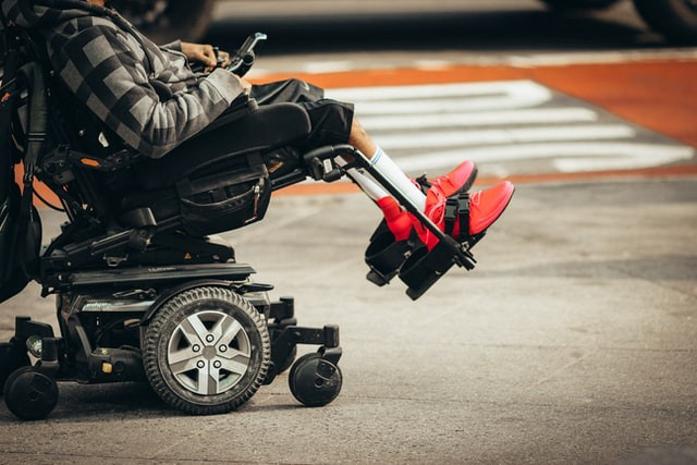 Do physical disabilities fetter your career?