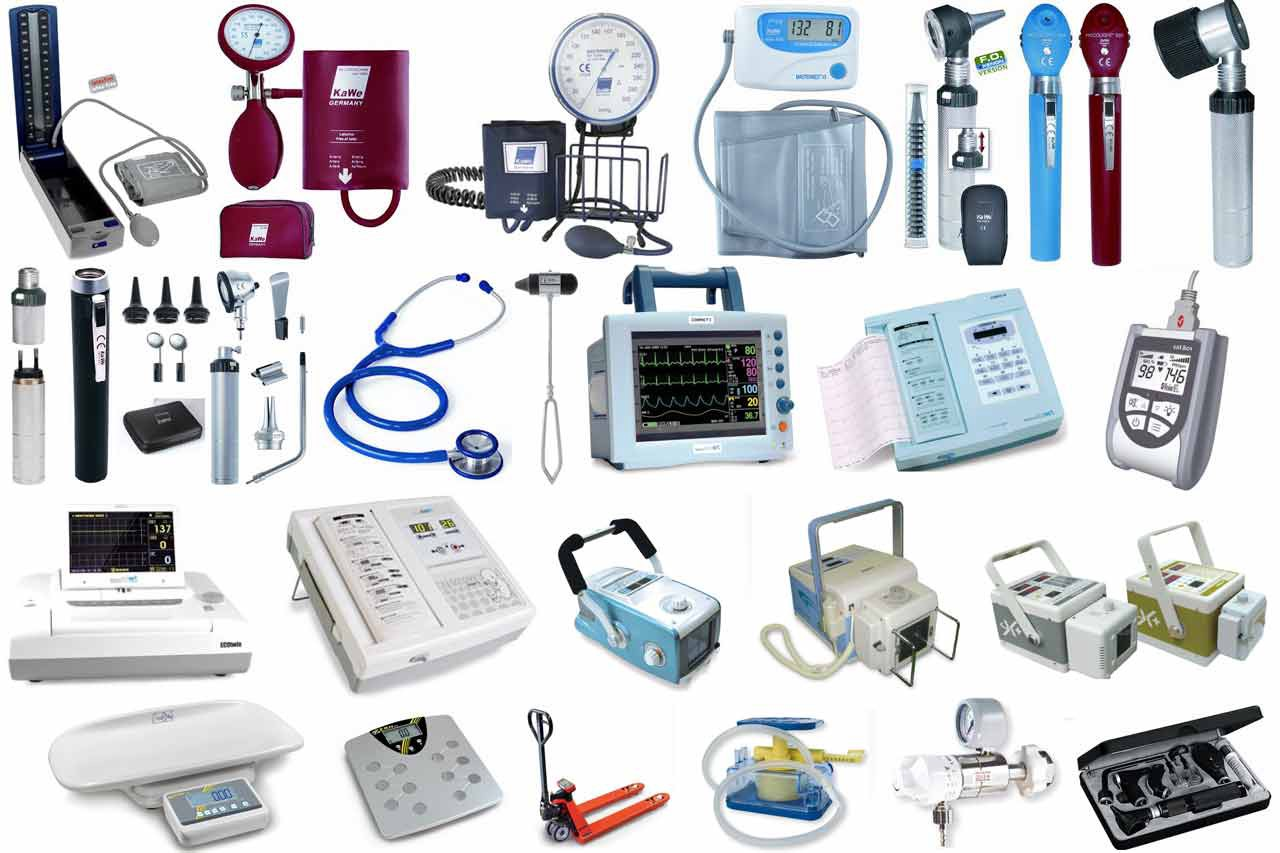 Types of Medical Equipment
