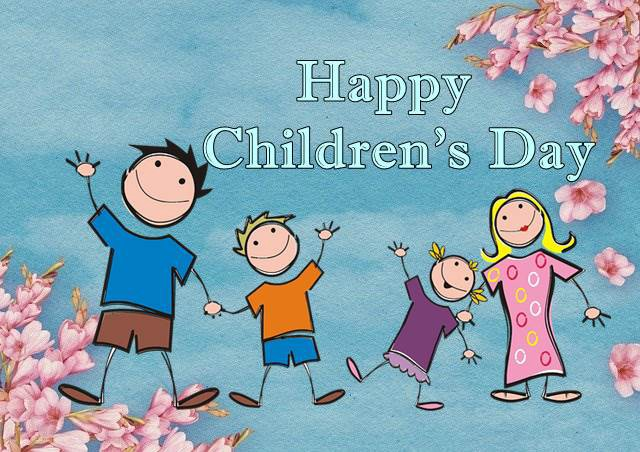 Happy children's day photos images 2019–2020 Hd download