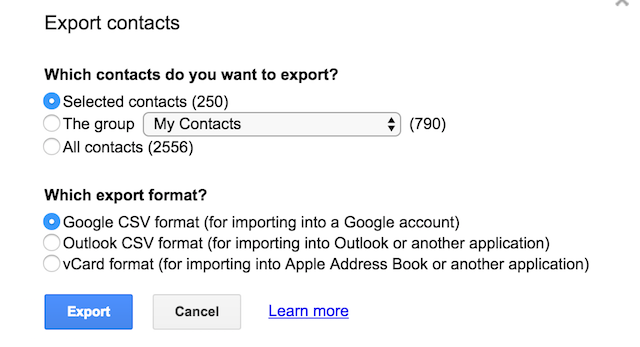 How to Import Gmail Contacts into GSuite Gmail - Pawa IT