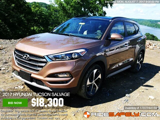 Tucson Car Auction >> Only A Few Days Remain To Get These Specials From Hyundai