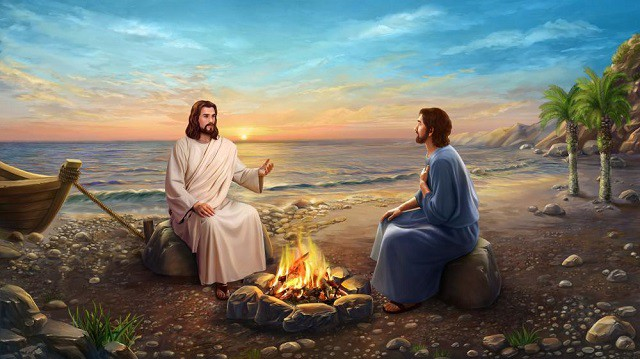 The-Lord-Jesus-Gave-Peter-the-Keys-of-the-Kingdom-of-Heaven