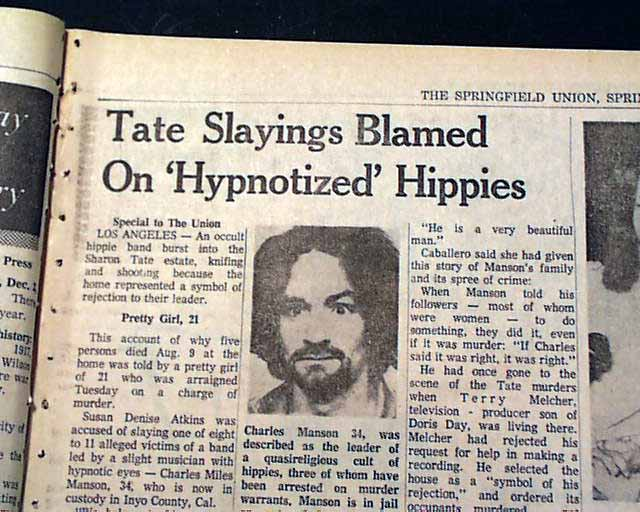 The Tale of the Manson Tapes - Law of the Land - Medium