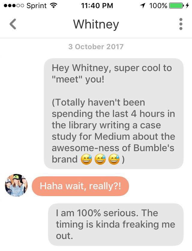 Building a brand for your app — Bumble case study - ART + marketing