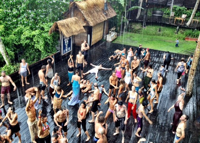 Dancing through the elements — a rational guide to a hippie