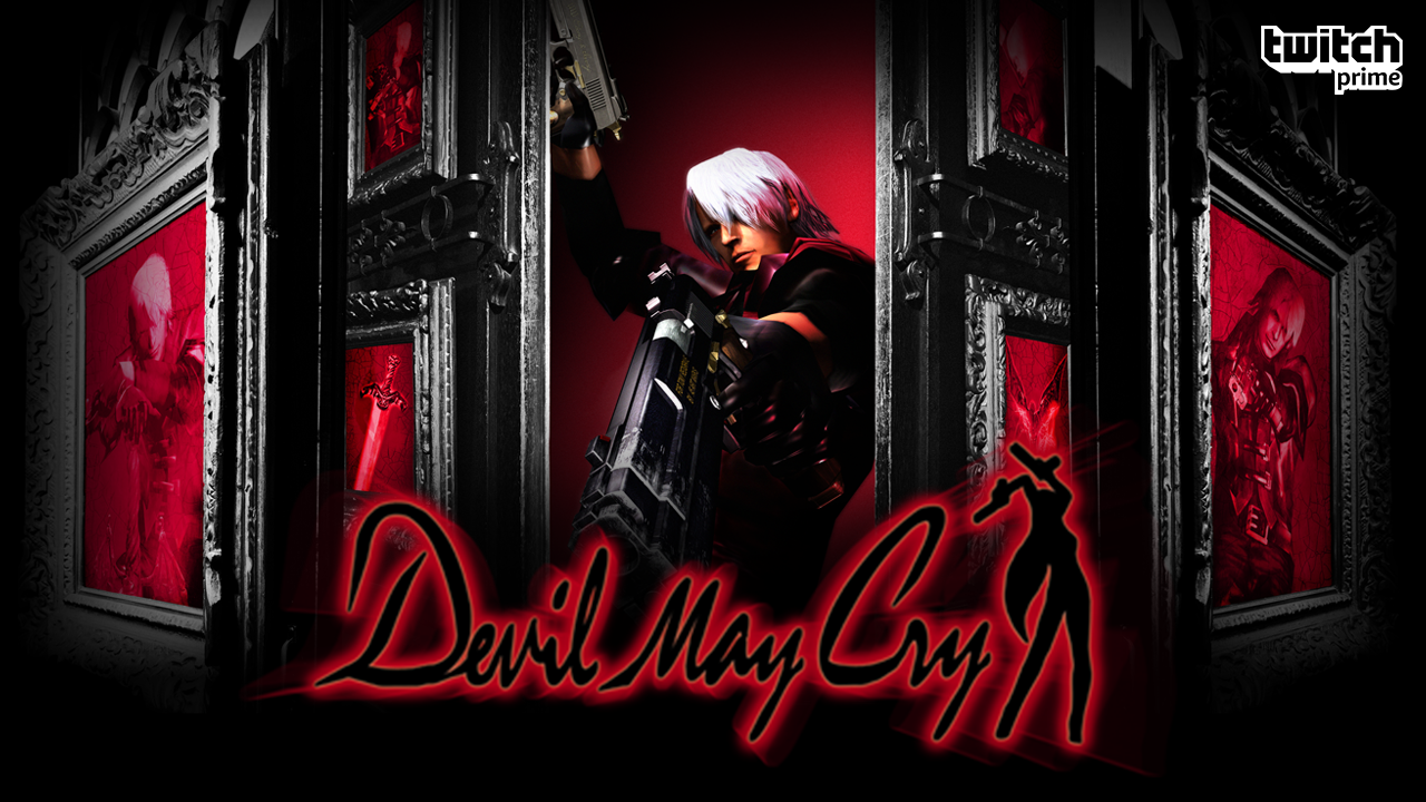 Twitch Prime members, experience the origin of the Devil May