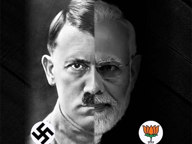 Hitler and Modi—Similarities and How to Fight it