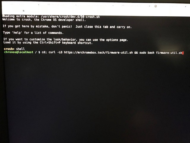 How to dual boot ChromeOS and Linux— a step by step guide