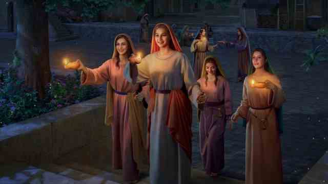 Heated Debate: What Are the Wise Virgins? What Are the Foolish Virgins?