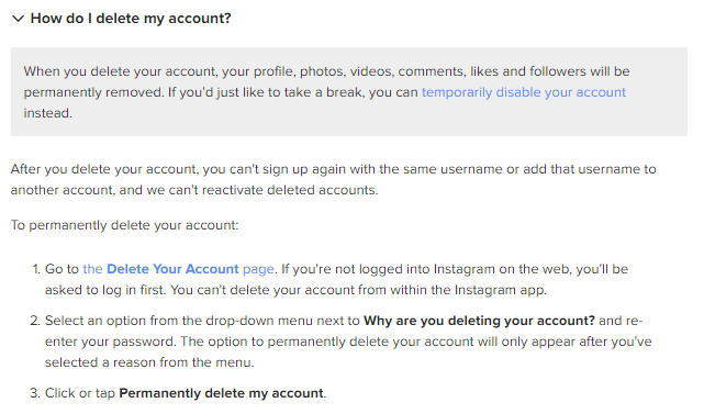 Deleting Facebook is more convoluted than it should be and