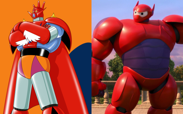 "Big Hero 6"" And Capturing That Old Marvel Magic"" - Finding"