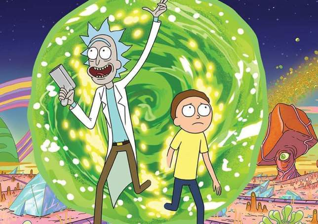 Rick And Morty Streaming Vostfr