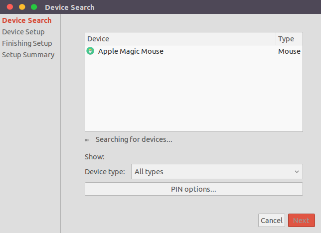 Pair Apple Magic Mouse with Ubuntu - Sultan Al Isaiee - Medium
