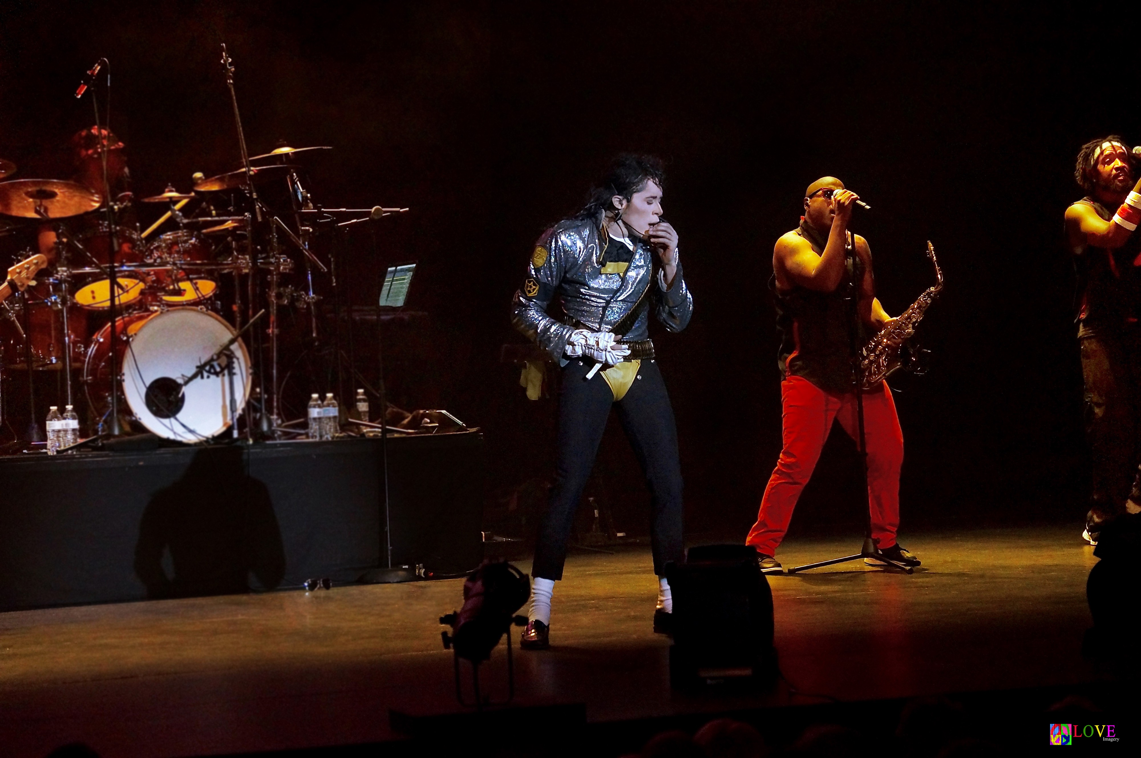 Who's Bad: The Ultimate Michael Jackson Experience LIVE! at