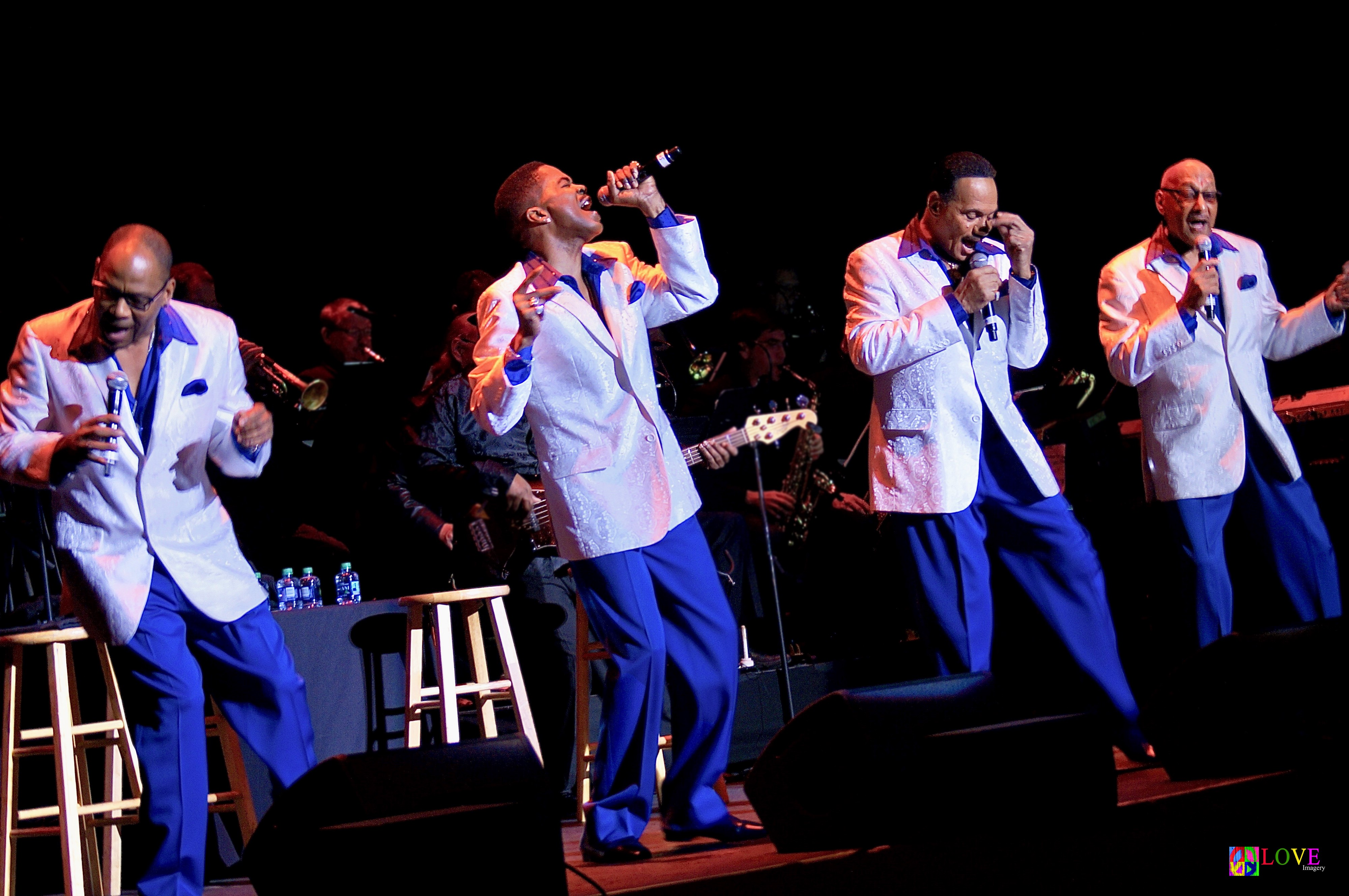 Standing in the Shadows of Love: The Four Tops LIVE! at