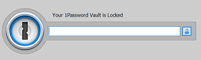 Recovering the Master Password from a Locked Password