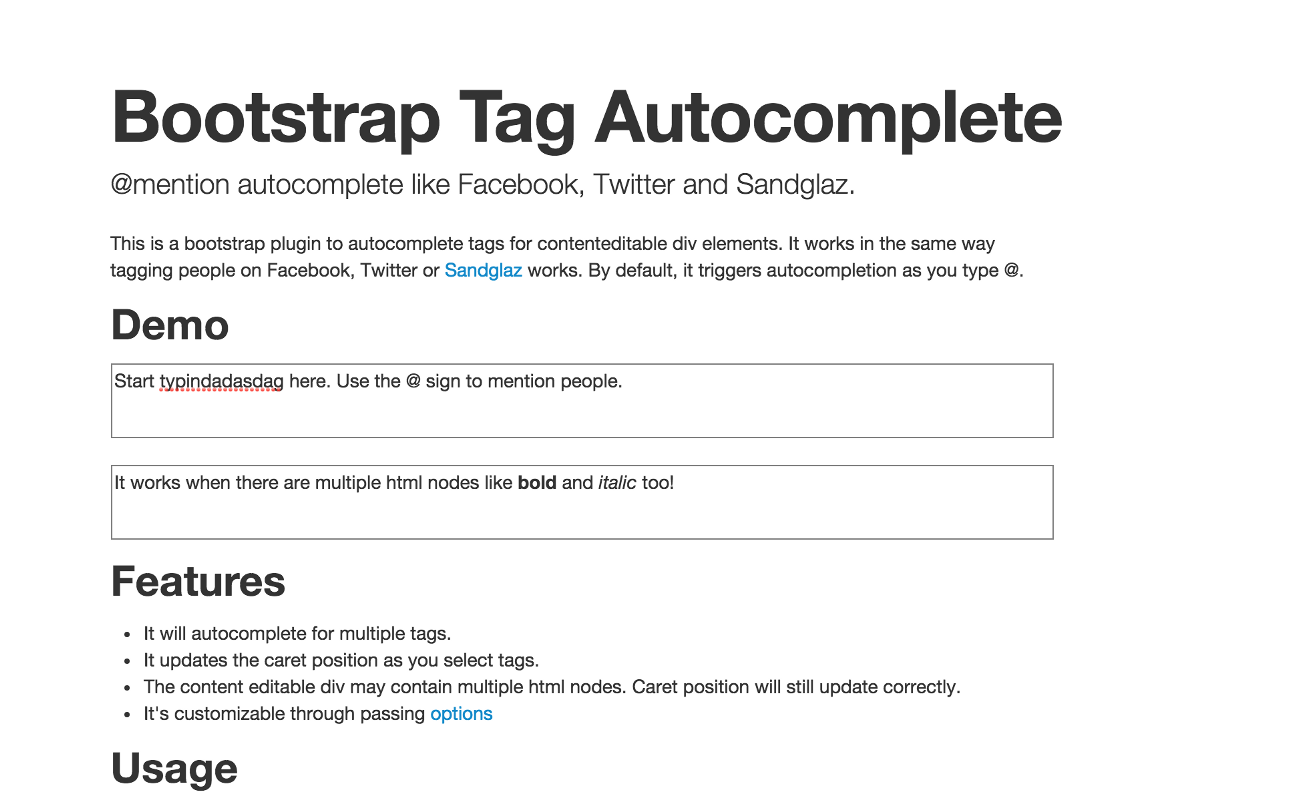 40+ Must-have plugins of 2015 for extending Twitter Bootstrap