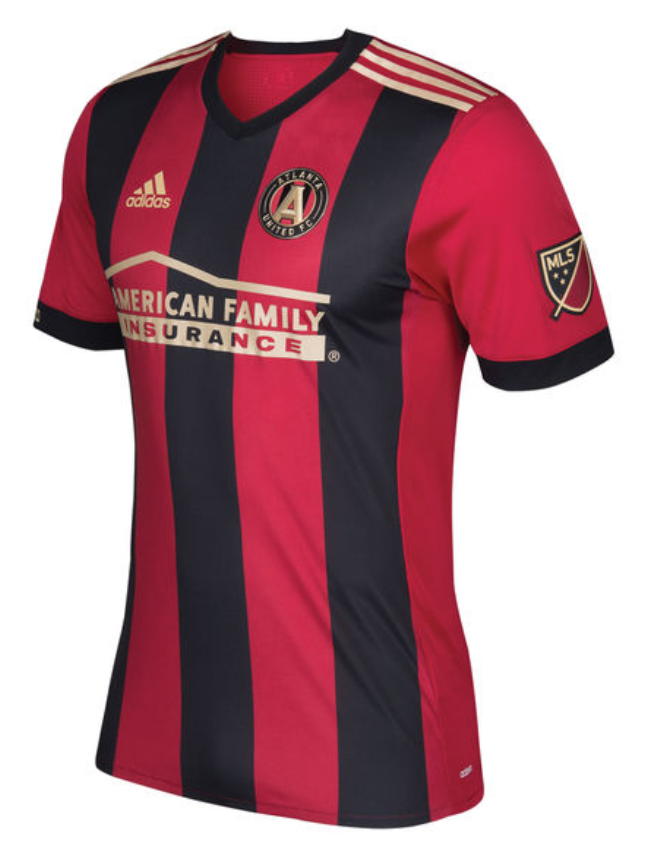 The 46 MLS jerseys for the 2018 season, ranked - Soccer 'n