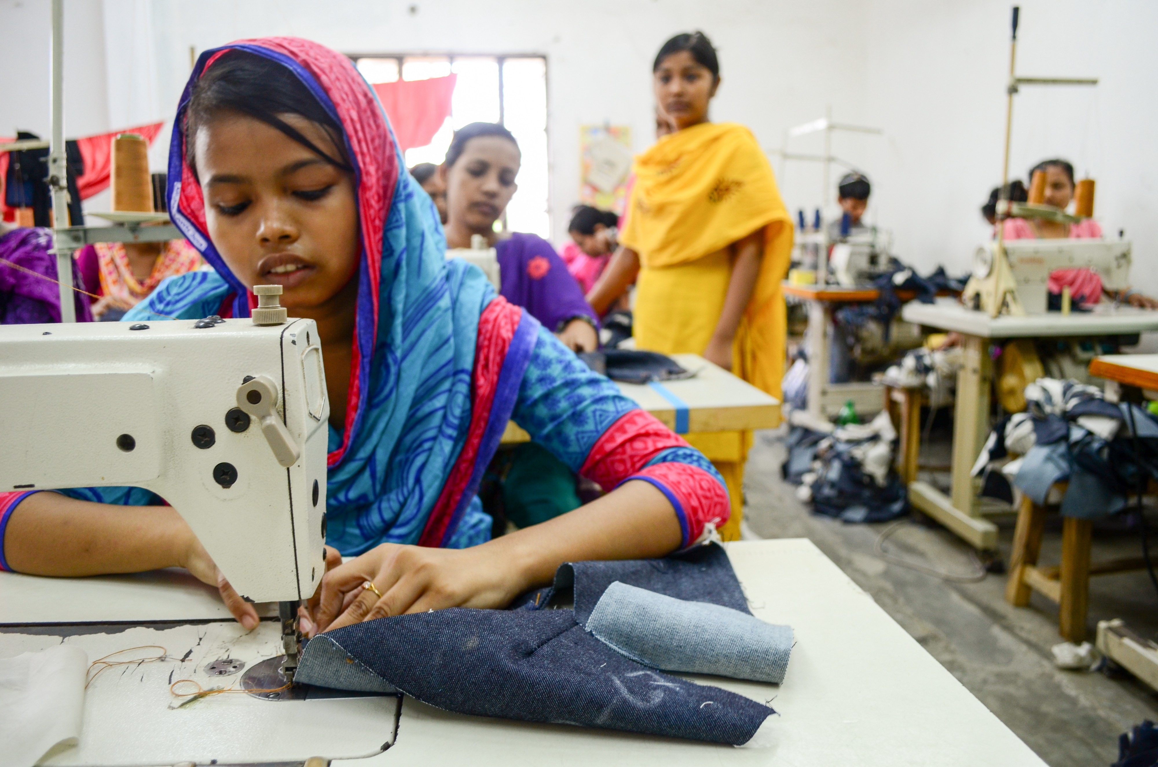 Bithi's story: child labour in the textile and apparel
