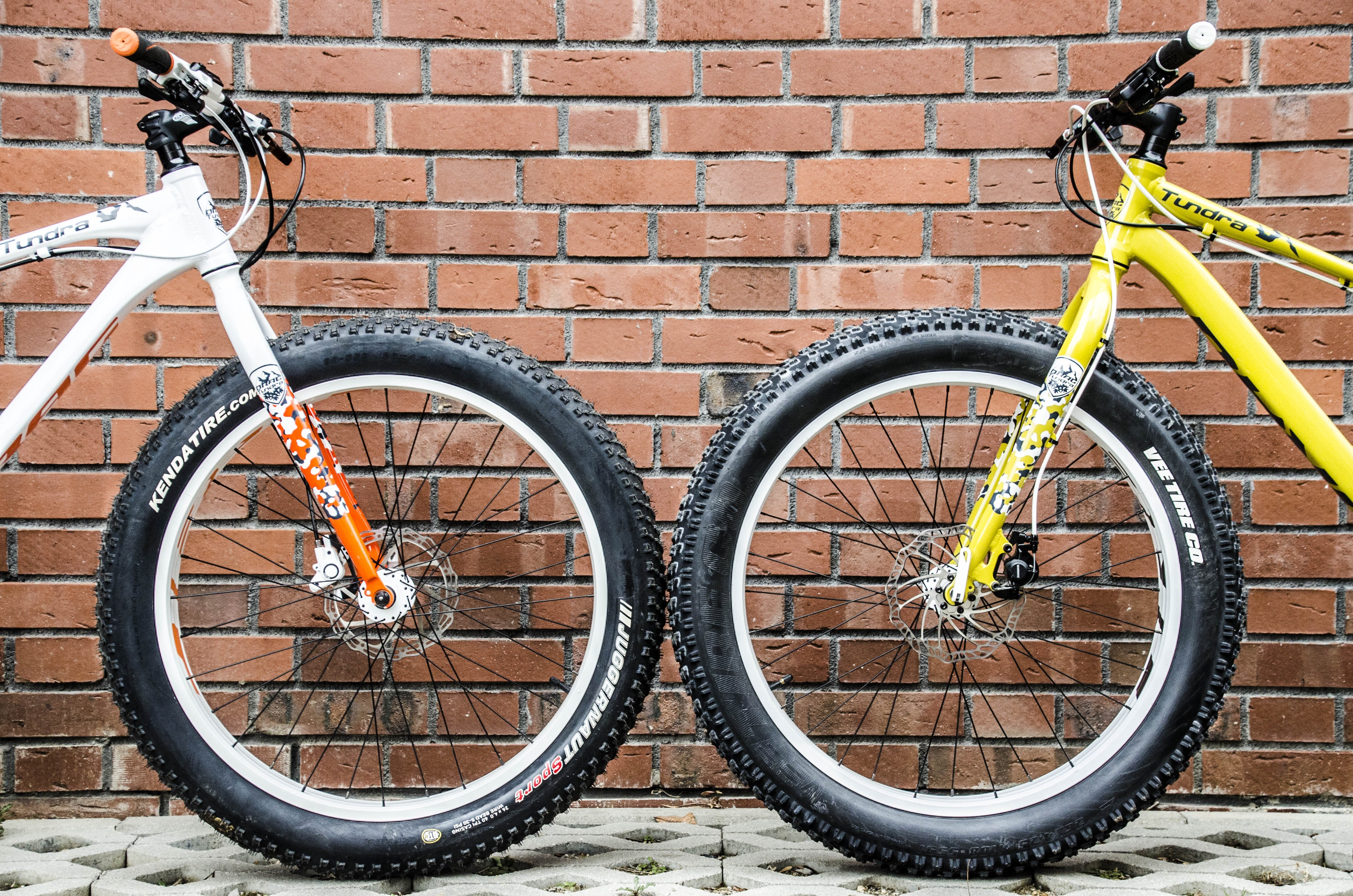 5 learnings about winter bikepacking with fat bikes