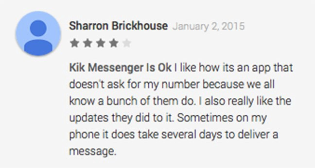From Kik users' mouths: Why? - K Composite - Medium