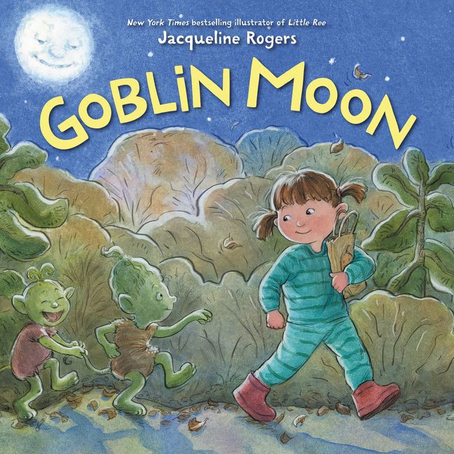goblin moon by jacqueline rogers