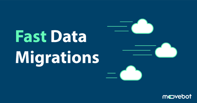 fast cloud data migrations