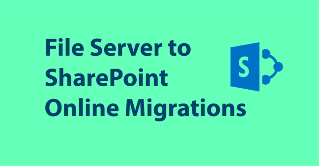 file server to sharepoint online