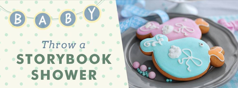 6 Tips For Throwing A Book Themed Baby Shower Harperkids Medium