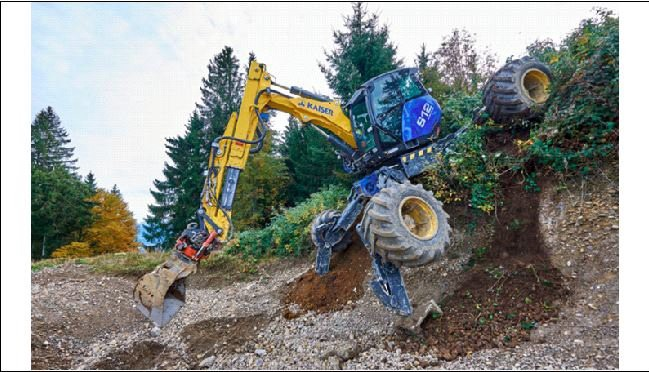 100 Years of Innovation  100 Years of Kaiser AN EXCAVATOR FOR THE