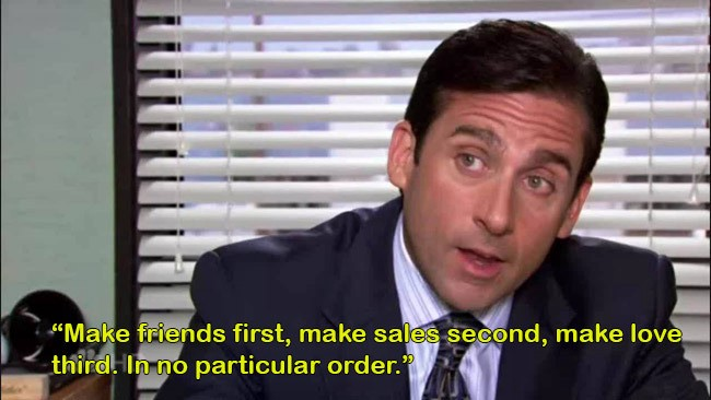 Did Michael Scott Have the Right Idea About Office Culture?