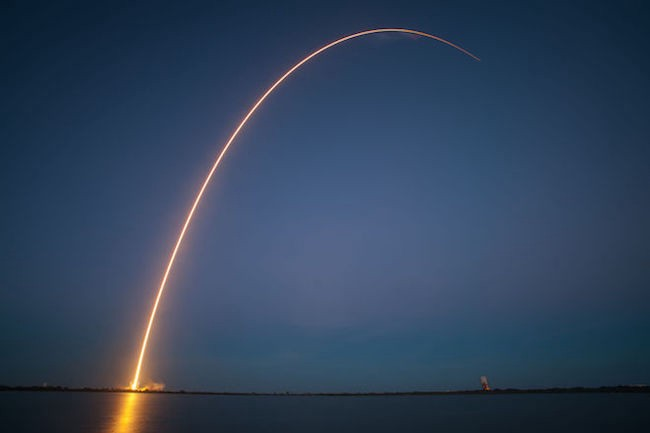 SpaceX-Falcon-Launch