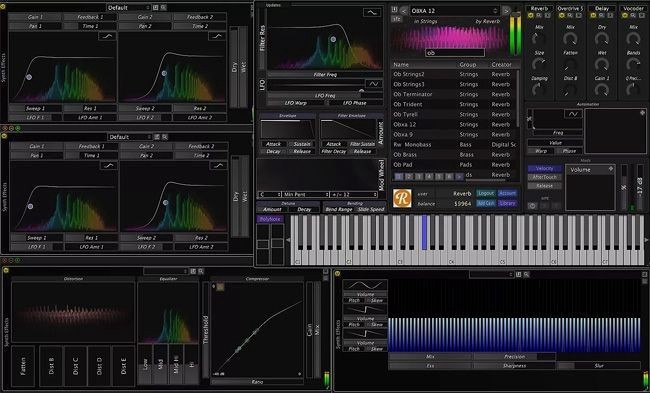 Infinity Synth by Stagecraft