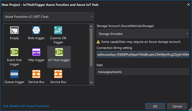IoTHubTrigger Azure Function and Azure IoT Hub - medialesson - Medium