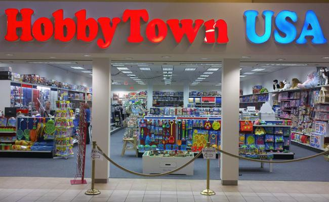 RadioShack Teams Up With HobbyTown, Giving It The Boost It