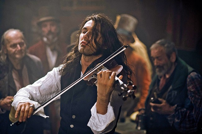 """The Devil's Violinist"" is a 2013 film based on the life story of the 19th-century Italian violinist and composer Niccolò Paganini."