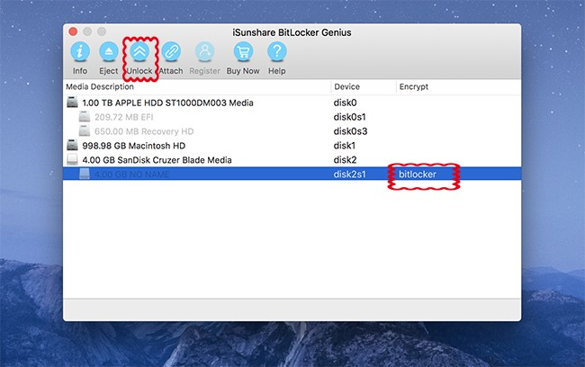 Can A BitLocker Encrypt USB Drive be Accessible on macOS and
