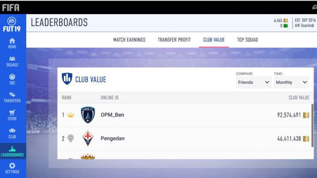 7 Tips on How to Mastering the FIFA 19 Web App - MMORPG Space - Medium