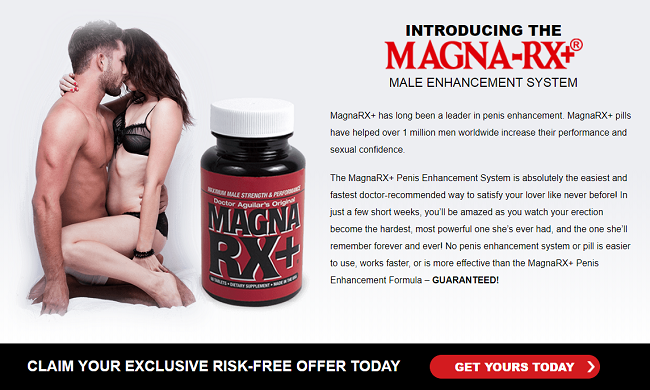Magna RX  Male Enhancement Pills Savings Coupon Code 2020