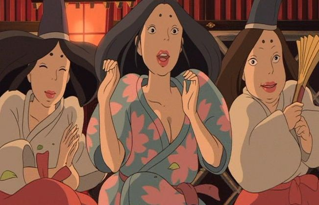 11 Behind The Scenes Settings Of Spirited Away That You May Not Know By Tokyo Couch Potato Medium