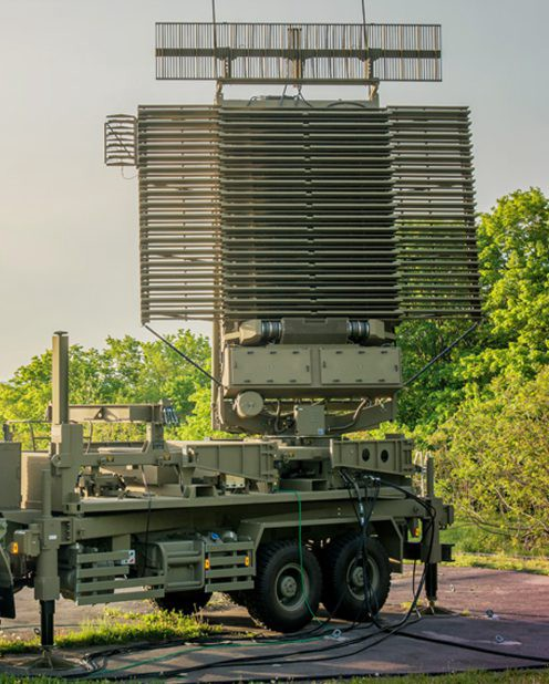 TPS-77 MULTI-ROLE RADAR SYSTEM