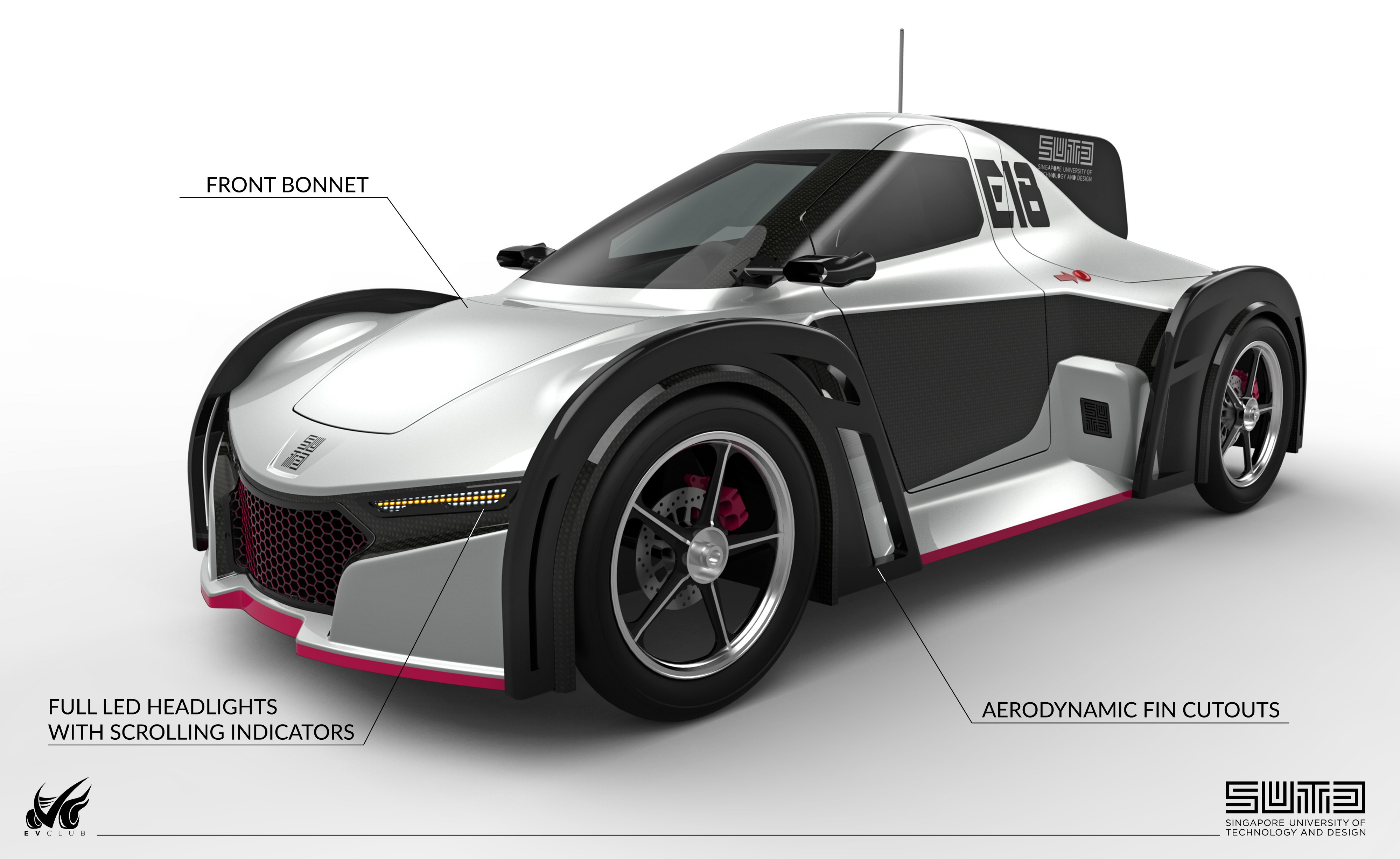 How to Build a Race Car for the Digital Age - SUTD EV Club