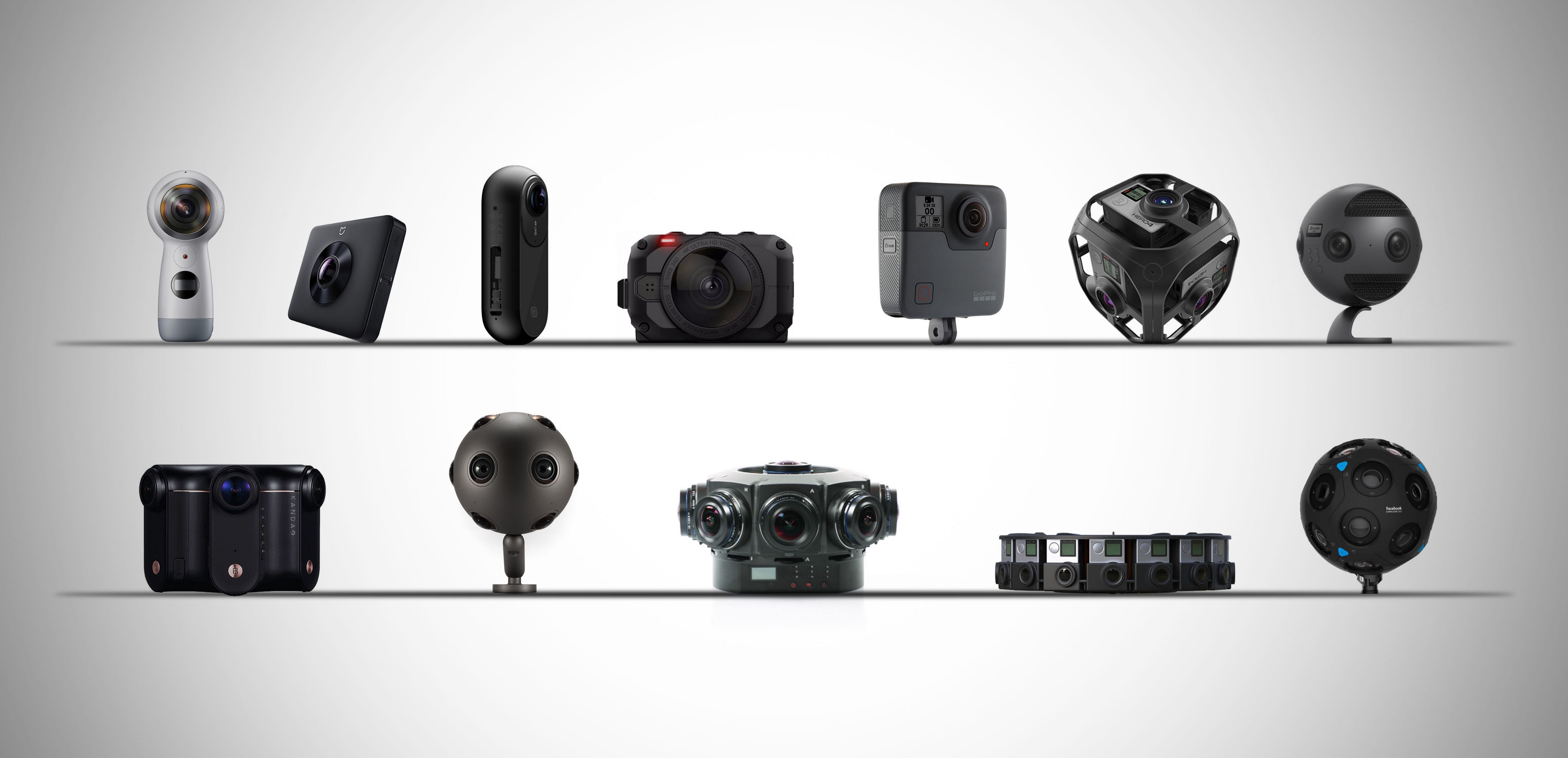 The 12 best 360˚ cameras for every price range - WarpVR - Medium