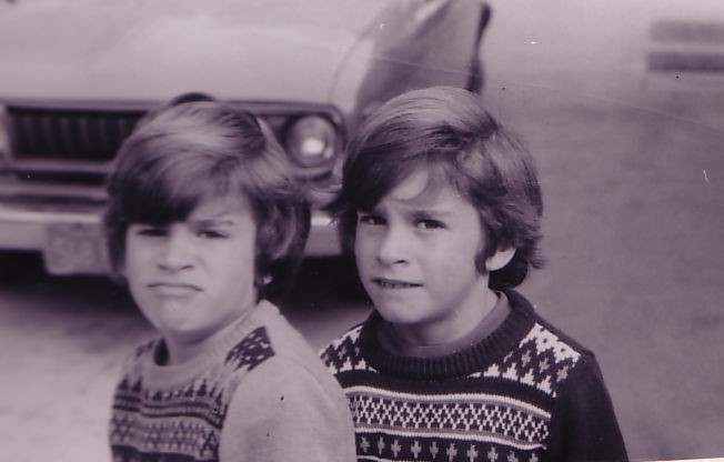 Han Solo And Luke On Their Way To a Meeting with Destiny: : Star Wars Visits Toy's R Us In Torrance, CA, Fall 1977