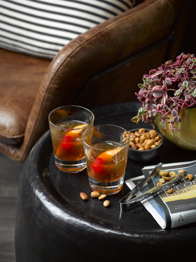 Image of Cocktail Collectives bourbon Old Fashioned