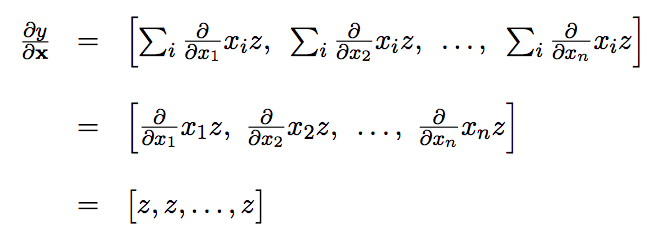 Finding the Gradient of a Vector Function - Towards Data Science