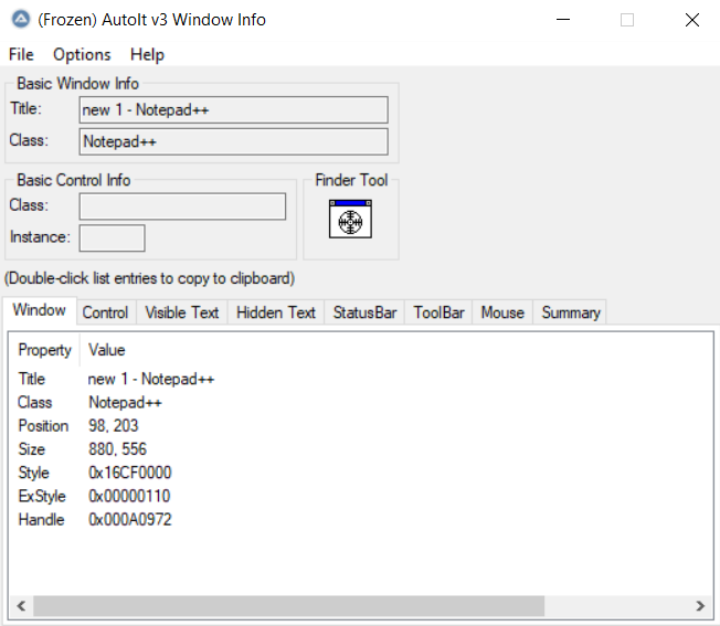 Inspect Element In Windows Application