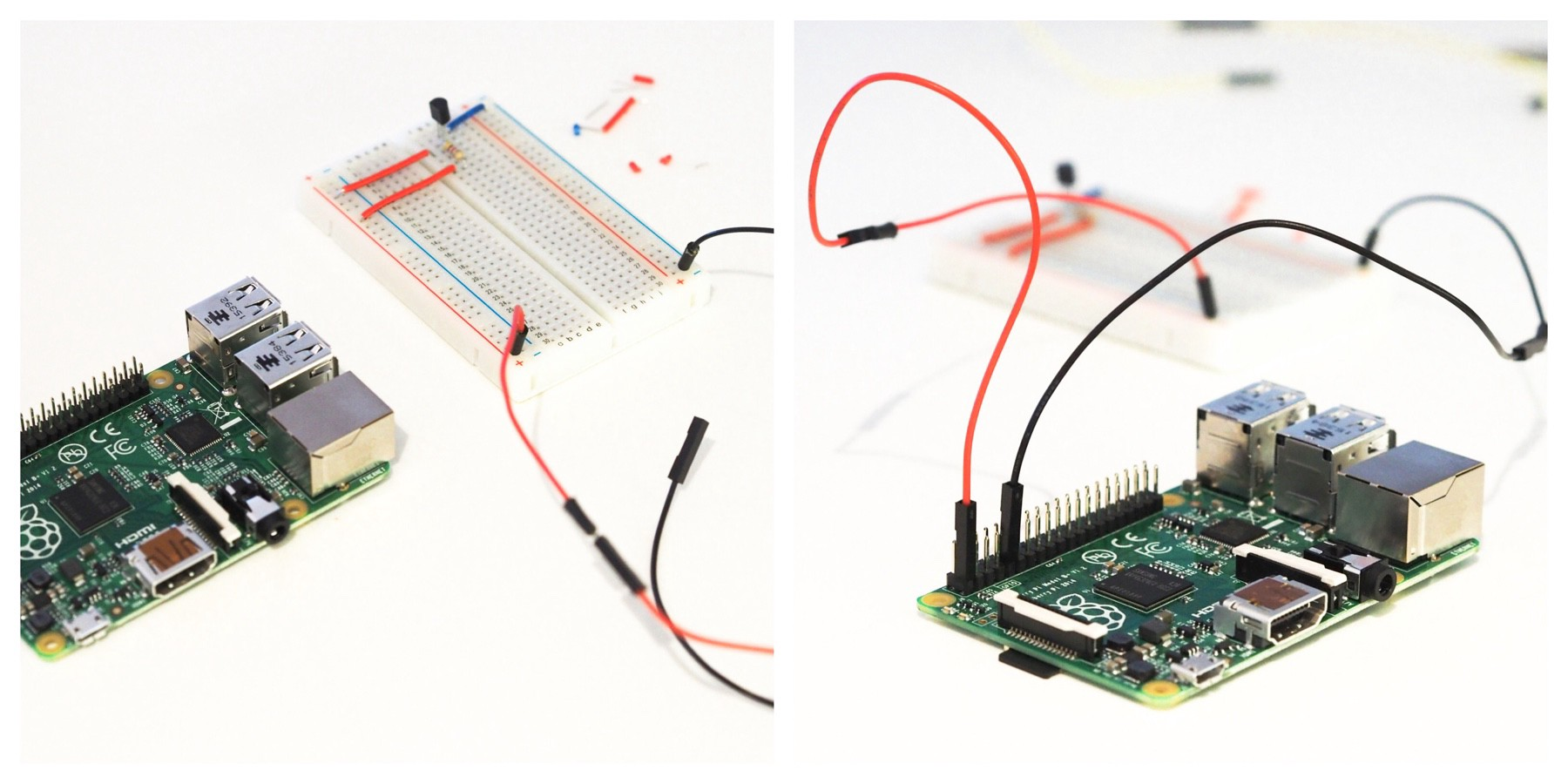 How to build a Raspberry Pi thermometer you can access
